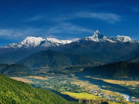 Delights Of Nepal