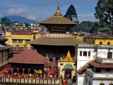 Temple Tour Nepal